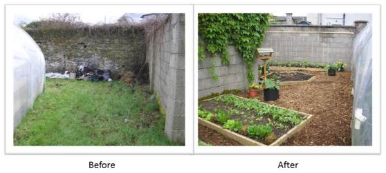 garden services auckland, gardener, garden make over service